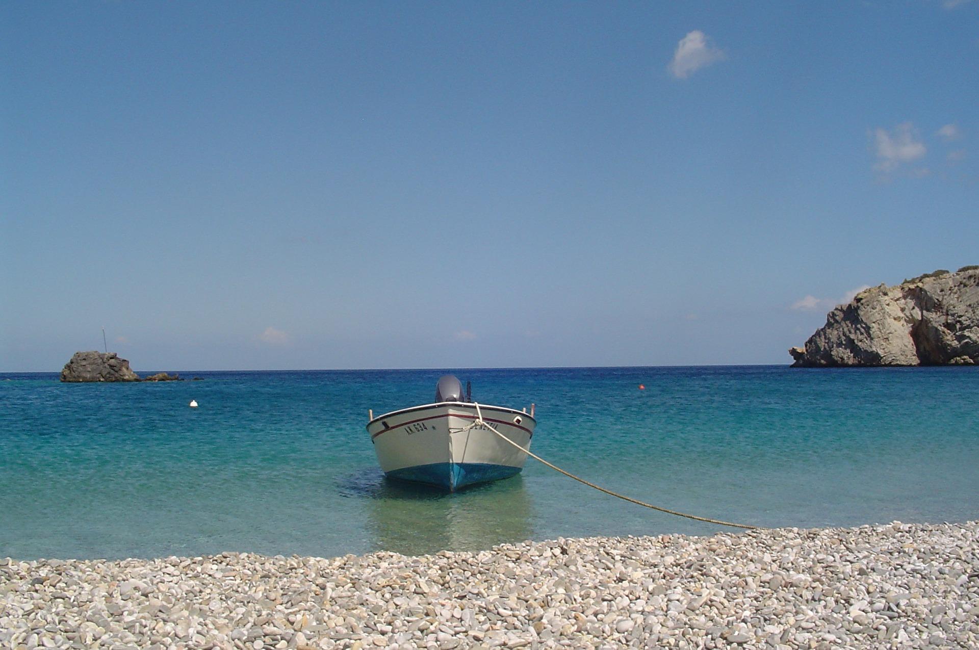 plaža, sivota, grčka, letovanje