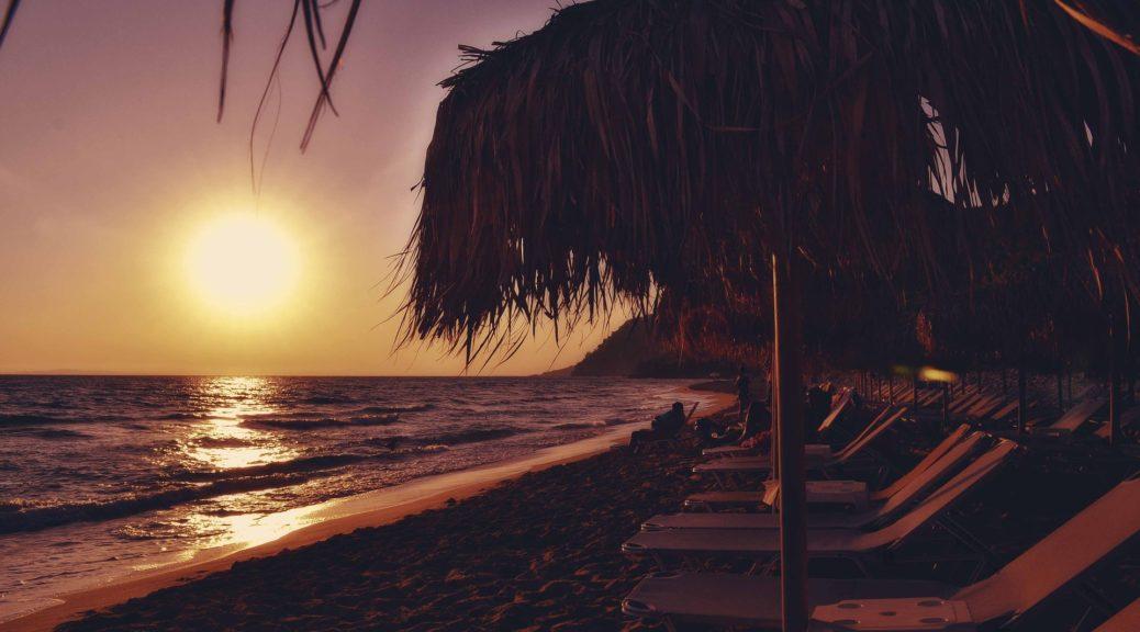 sivota, plaža,